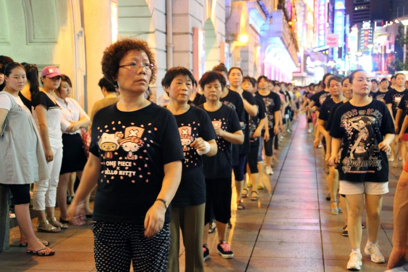 Nanjing Road, Shanghai, China